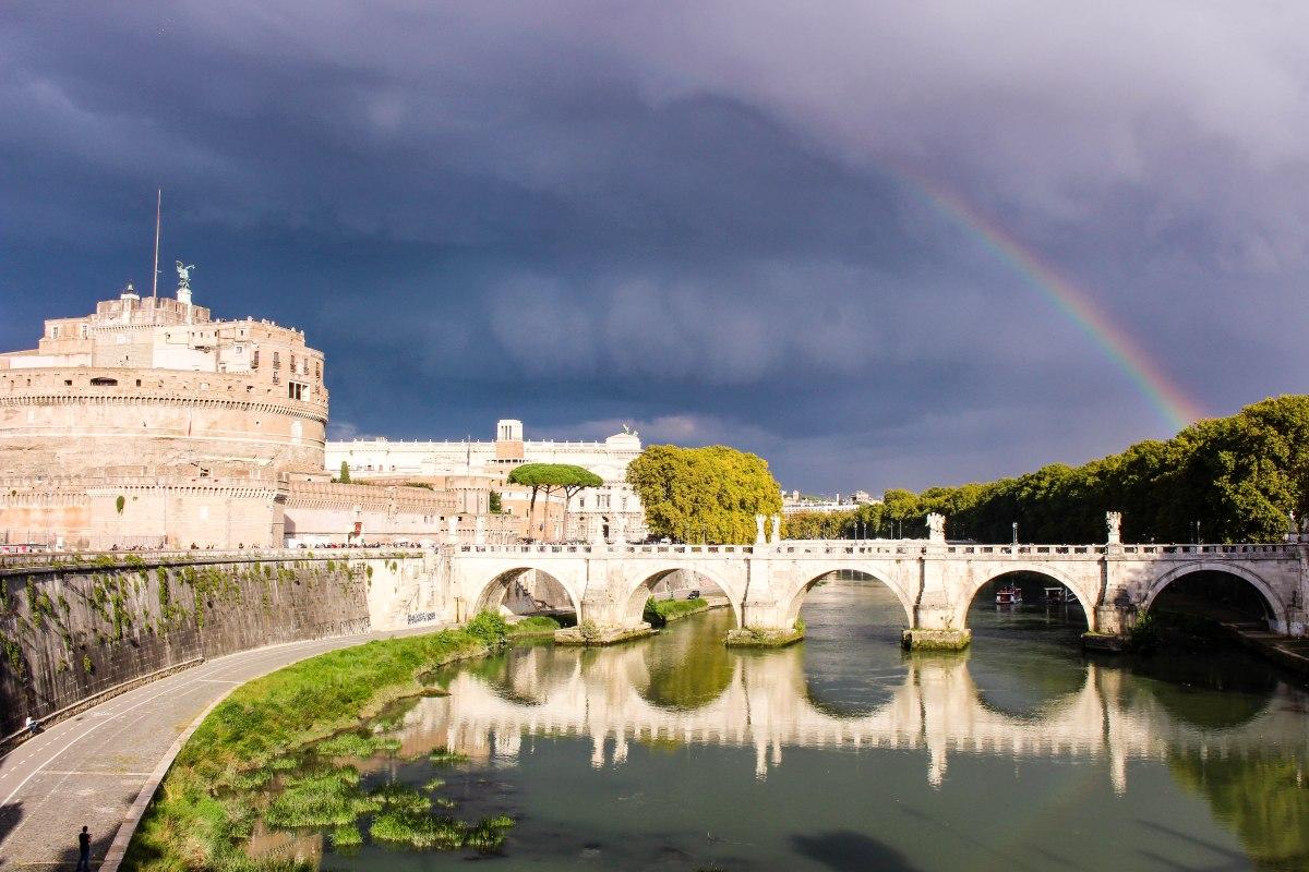 Roma, matură șieternă