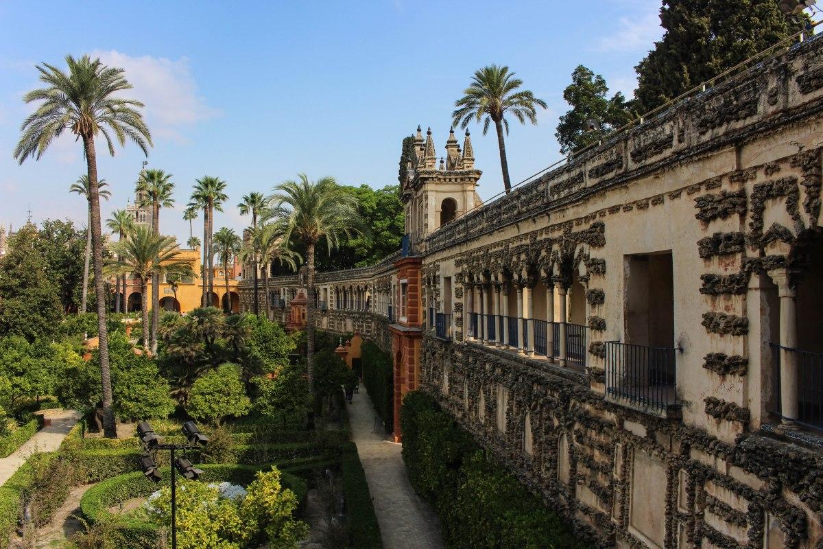Sevilla! Și inima meacântă